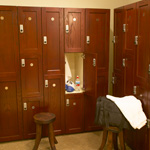 Lounge & Locker Room Photos